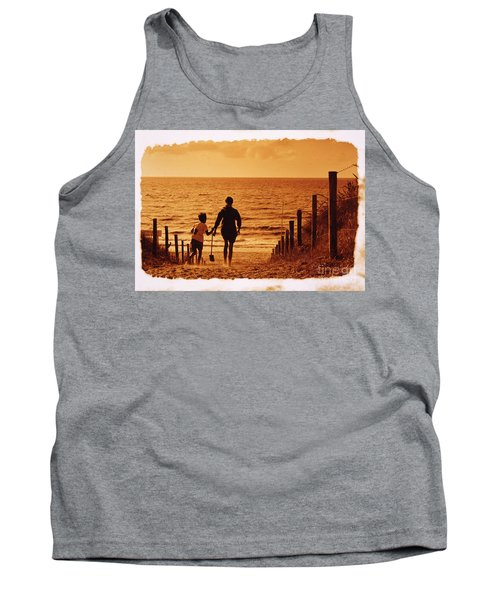 Two At Sea Tank Top