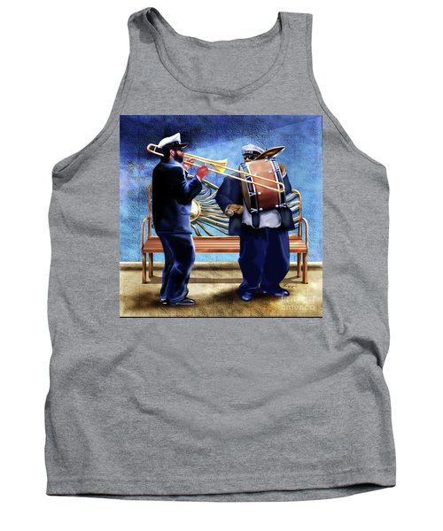 Two Da Jazz Way Tank Top