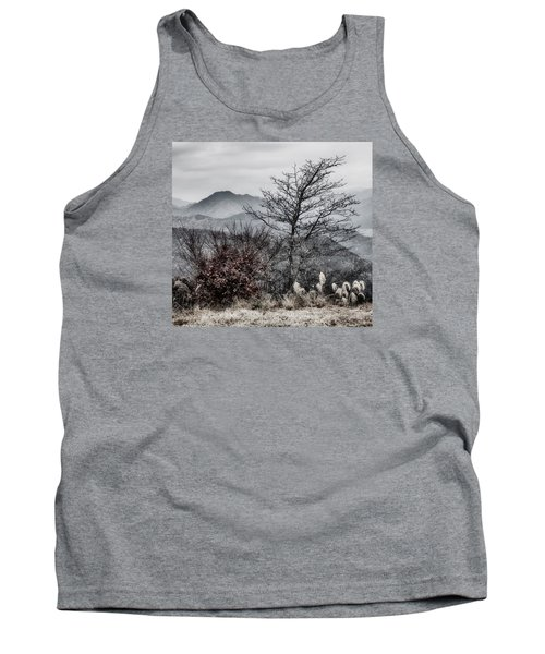 Tank Top featuring the photograph Two by Hayato Matsumoto