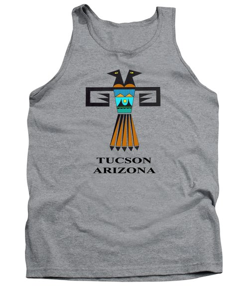Two-headed Bird Tucson, Az Tank Top