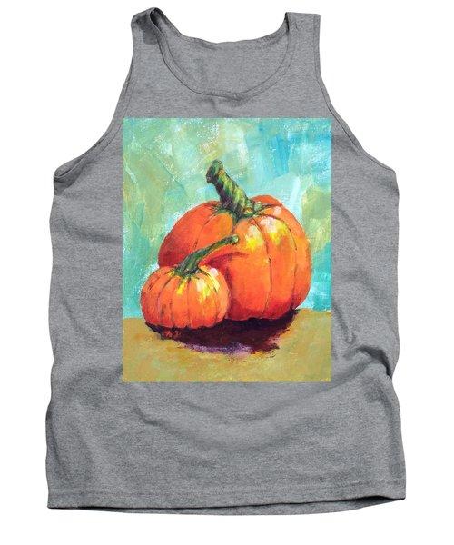 Two Pumpkins  Tank Top