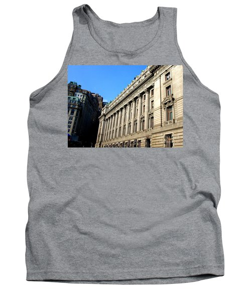 U S Custom House 1 Tank Top by Randall Weidner