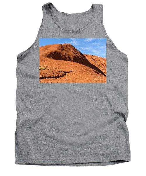 Tank Top featuring the photograph Uluru 04 by Werner Padarin