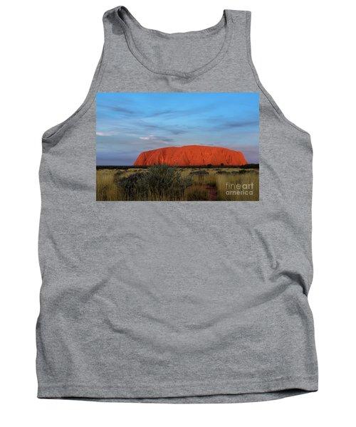 Uluru Sunset 03 Tank Top