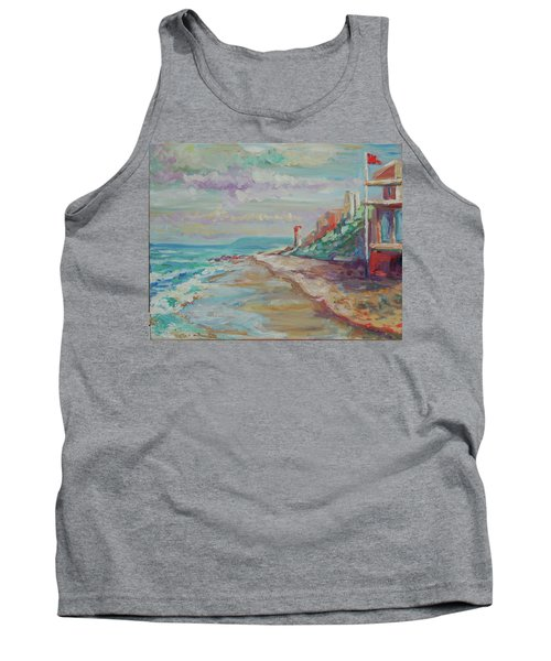 Umhlanga Light House And Beach Tank Top