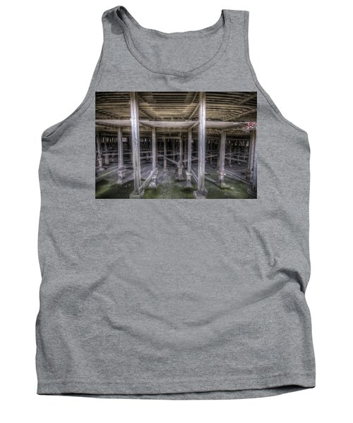 Under The Tower Tank Top