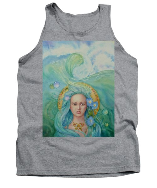 Under The Waves Tank Top