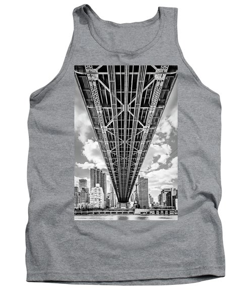 Underneath The Queensboro Bridge Tank Top