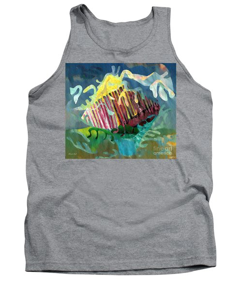 Undersea Still Life Tank Top