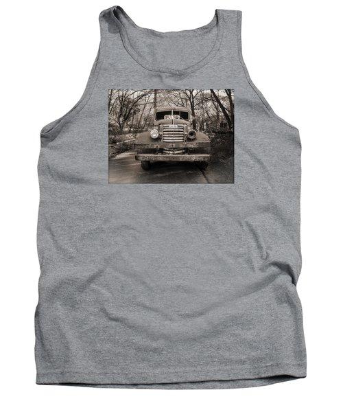 Unemployed Tank Top