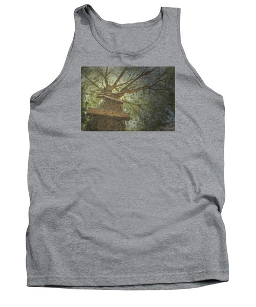 Unincorporated  Tank Top by Mark Ross