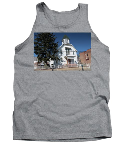 Union Evangelical Church Of Corona Tank Top