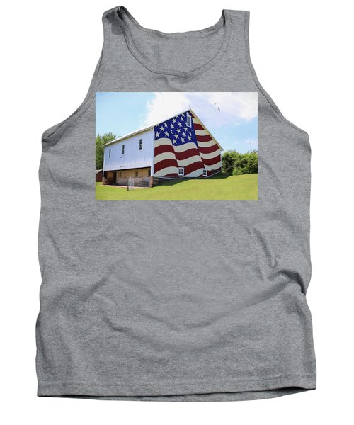 United I Stand Tank Top