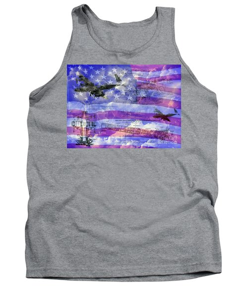 United States Armed Forces One Tank Top