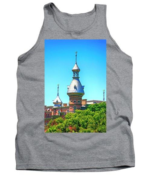 University Of Tampa Minaret Fl Tank Top