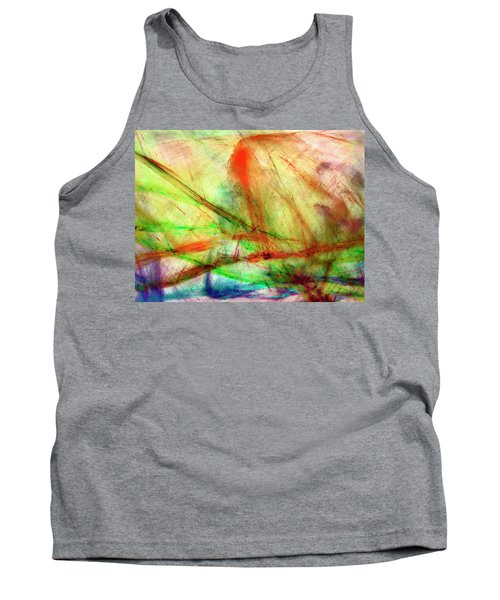 Untitled #140922, From The Soul Searching Series Tank Top