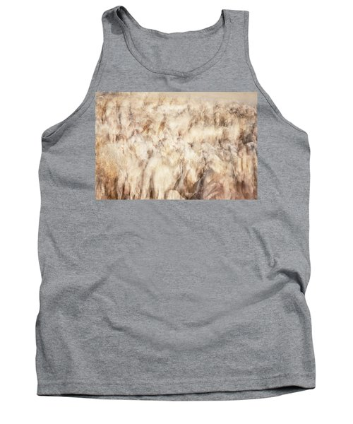 Untitled #3939, From The Soul Searching Series Tank Top
