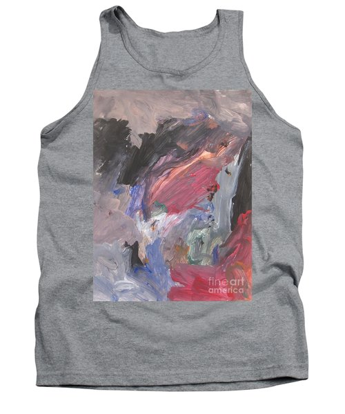 Untitled #6  Original Painting Tank Top