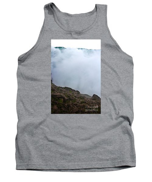 Tank Top featuring the photograph The Wall Of Water by Dana DiPasquale
