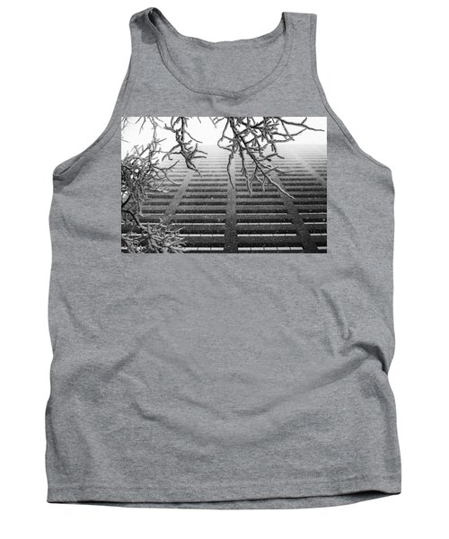 Up In The Snow Tank Top