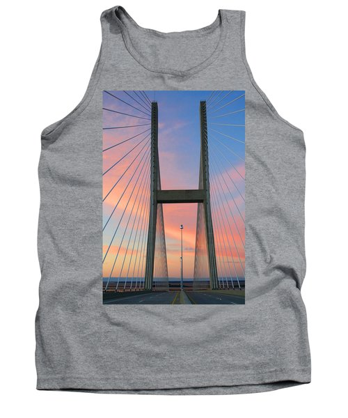 Up On The Bridge Tank Top