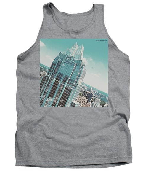 #upclose And Personal With The Frost Tank Top
