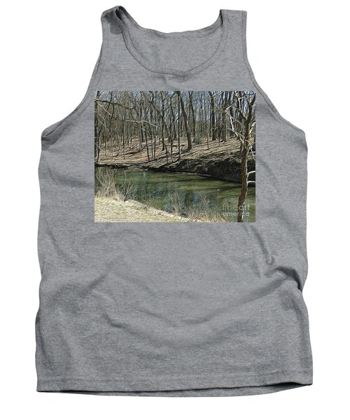 Upstream Tank Top
