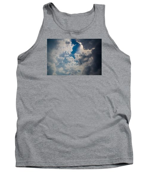 Upward Tank Top by Carlee Ojeda