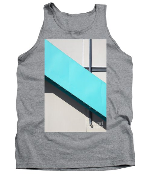 Urban Abstract 1 Tank Top