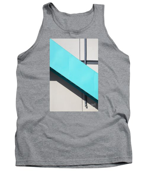 Urban Abstract 1 Tank Top