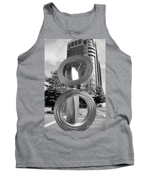 Urban Abstract  Tank Top