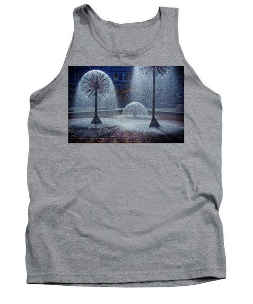 Urban Art Tank Top