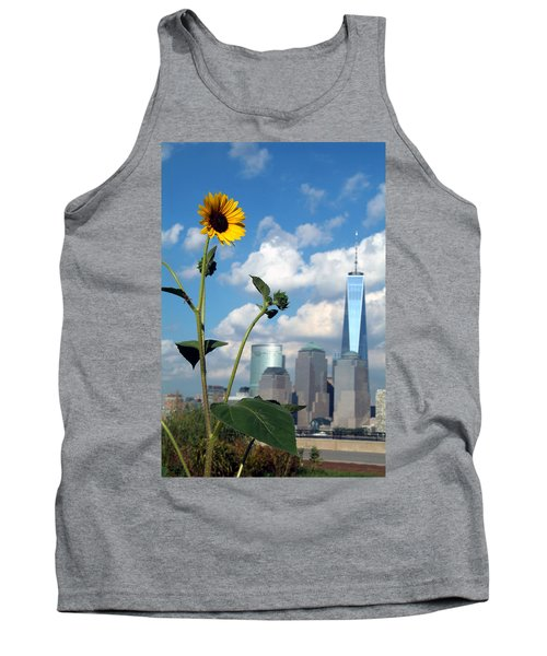 Urban Contrast Tank Top