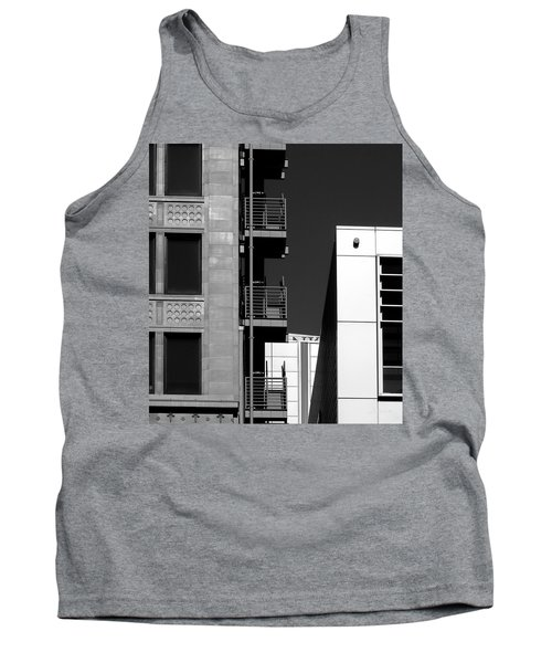 Urban Contrasts Tank Top