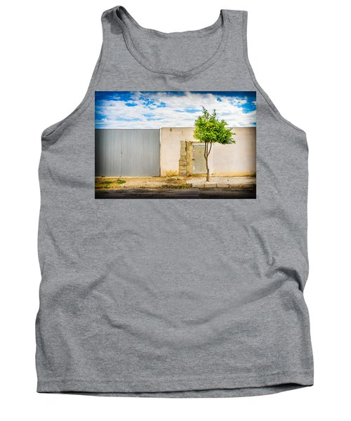 Urban Tree. Tank Top