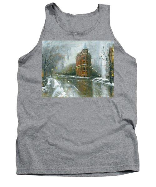 Urban Winter Tank Top