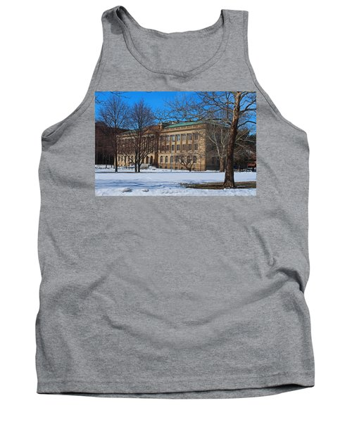 Us Court House And Custom House Tank Top
