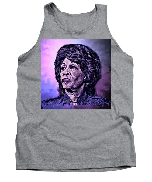 Us Representative Maxine Water Tank Top