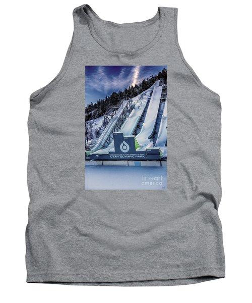 Utah Olympic Park Tank Top
