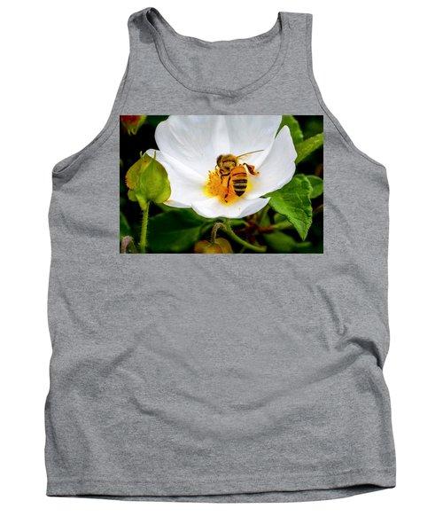 Vacaville Honey Bee Tank Top