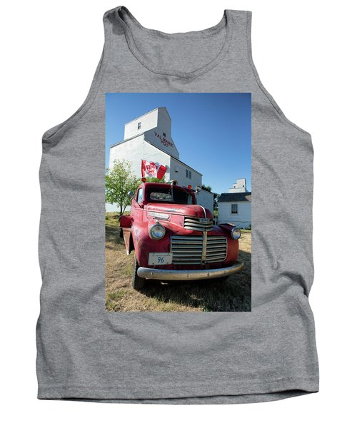 Val Marie, Sk Tank Top
