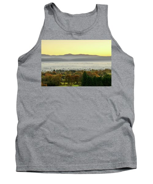 Valley Of Mist Tank Top