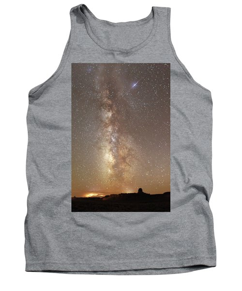 Valley Of The Gods Milky Way Tank Top