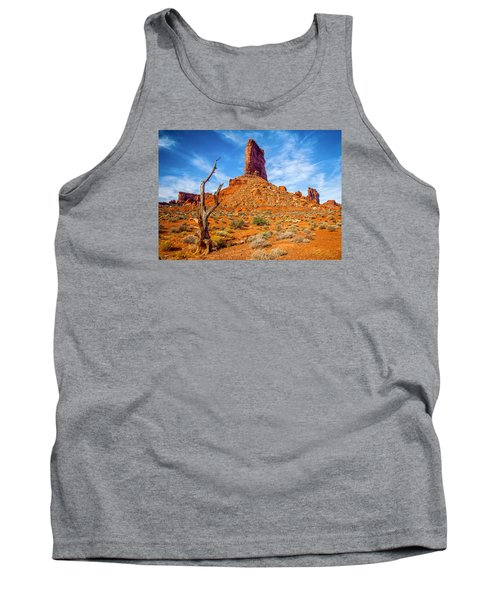 Valley Of The Gods Tank Top