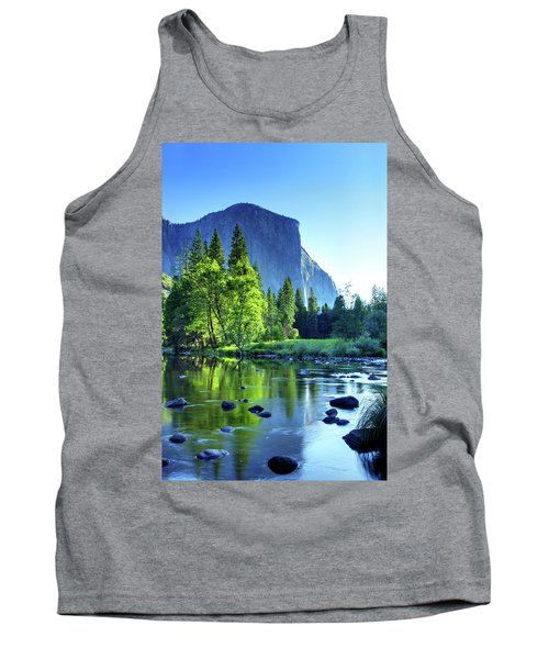 Valley View Morning Tank Top