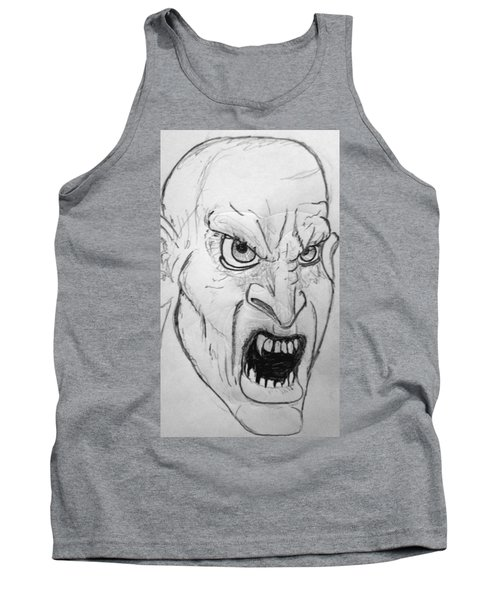 Vampire-y Ghouly Sort Of Thing Tank Top