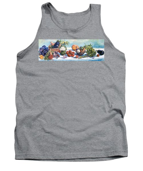 Veggies  Tank Top