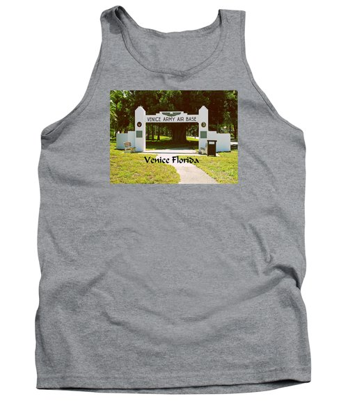 Venice Army Air Force Tank Top