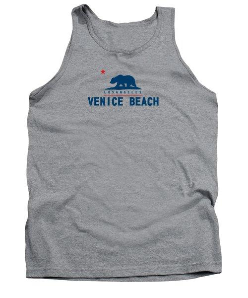 Venice Beach La. Tank Top