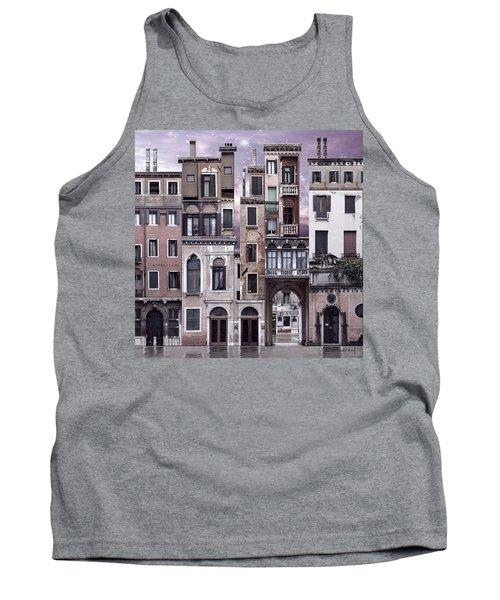 Venice Reconstruction 1 Tank Top